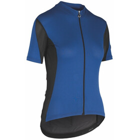 ASSOS Rally Maillot manches courtes Femme, twilight blue